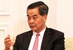 全国政协副主席梁振英